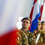 Крупнейшие запоследние десять лет маневры НАТО начались в основном Средиземноморье