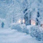 Занятия вшколах Сусуманского округа Колымы снова отменили из-за сильных морозов