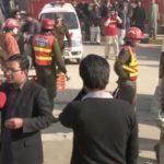 Число жертв в итоге атаки на институт вПакистане достигло 15