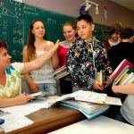 Путин поручил руководству сделать систему роста для учителей