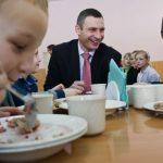 Встолице бесплатное питание получают все воспитанники меньшей школы,— КГГА