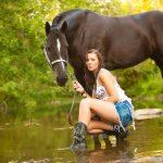 Ученые: Лошади умеют распознавать эмоции человека
