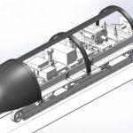 Названы победители конкурса посозданию дизайна для Hyperloop