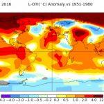 Январь 2016г. стал самым теплым за135 лет— Климатологи
