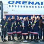 ВОренбурге наградили посадивших горящий Boeing пилотов