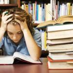 Успешность сдачи экзамена зависит отвремени суток