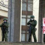 АТО Владимира Путина: Как вКерчи оккупанты положили лицом васфальт прохожих