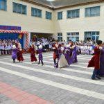 Всамарских школах для выпускников прозвенели последние звонки