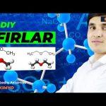 Organik kimyo: Oddiy efirlar